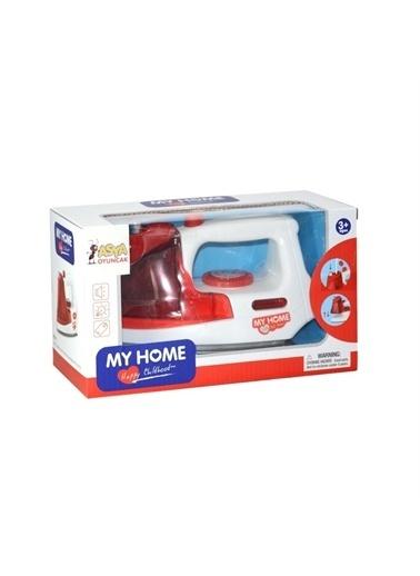 ASYA Oyuncak Asya Oyuncak My Home Pilli Renkli Ütü Renkli